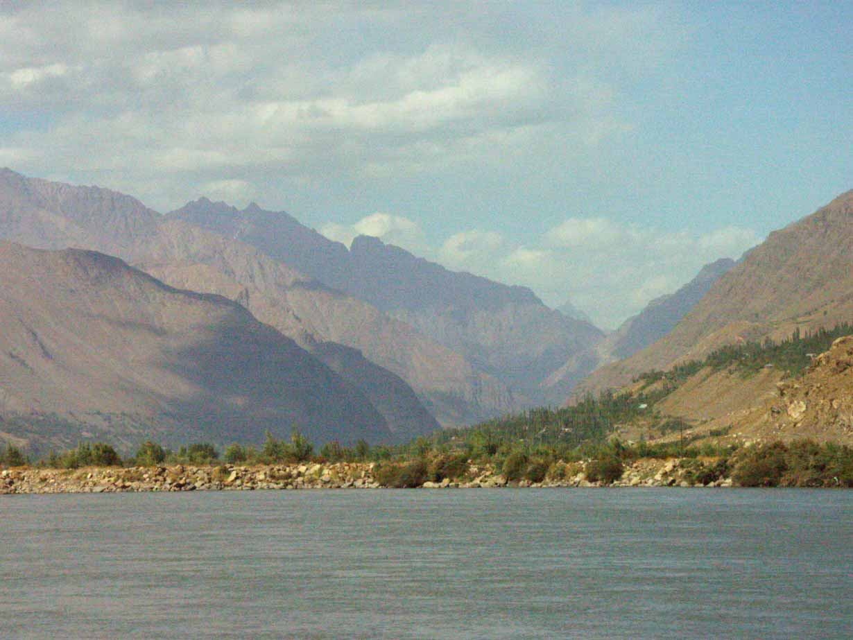 Бадахшан. Фото Надежды Емельяновой