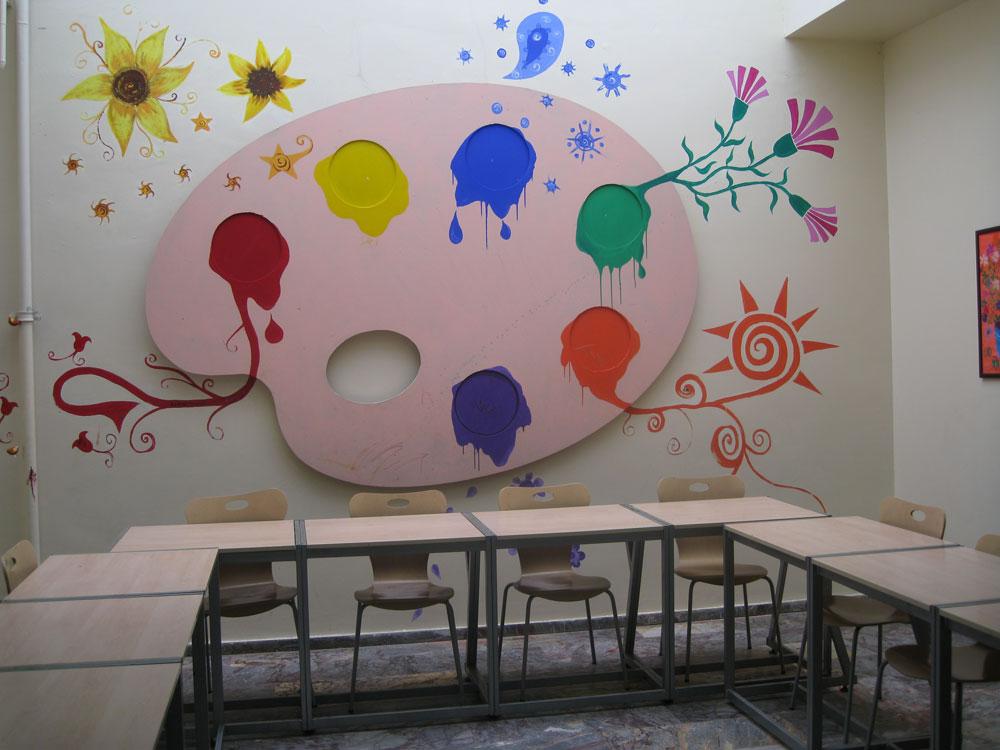 Рисунки для стен кабинета
